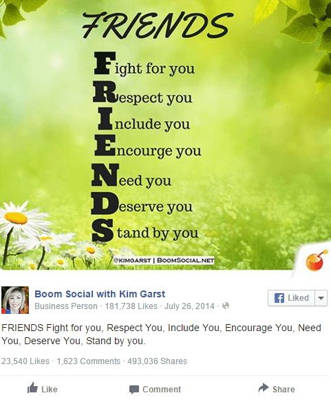 Viral Quote Ideas for Your Facebook Page - 2