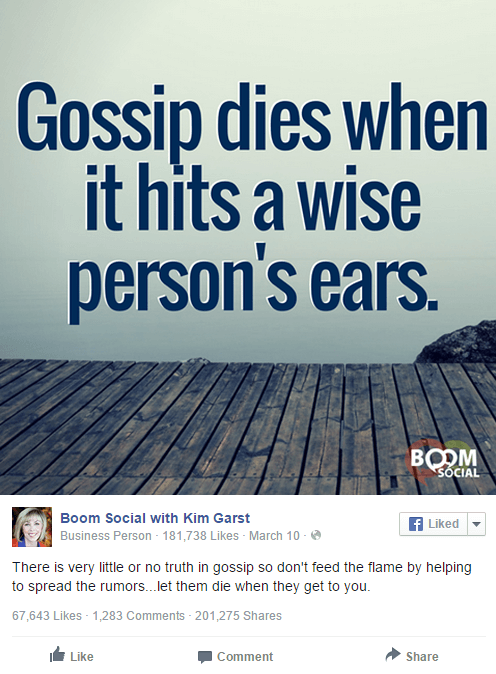 Viral Quote Ideas for Your Facebook Page - 10
