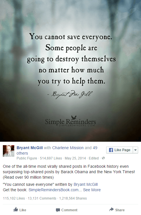 Viral Quote Ideas for Your Facebook Page - 14
