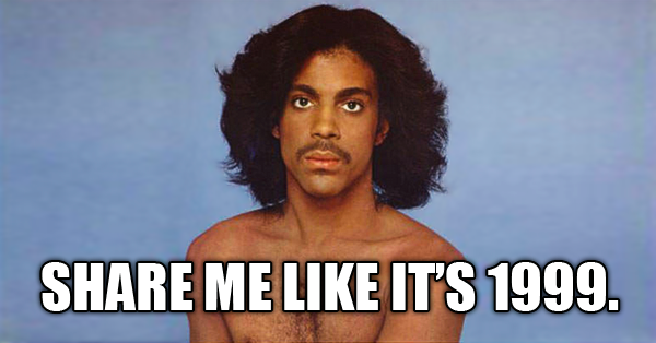 5 Content Marketing Tactics I Learned from Prince (the Rock Star)