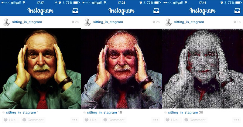 Dude Reposts the SAME Instagram Photo 90 Times... and Results are Amazing!