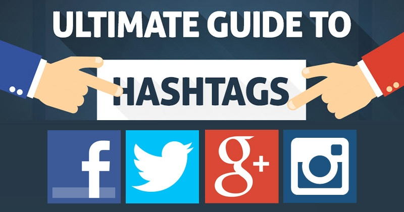 Here's How to Use Hashtags on Twitter, Facebook, Instagram AND Google+