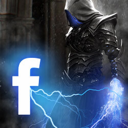 Facebook power user graphic