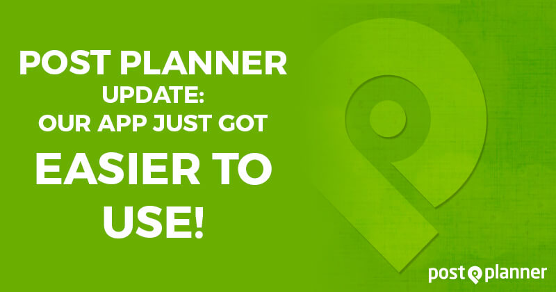 Post Planner UPDATE: Our App Just Got Easier to Use!