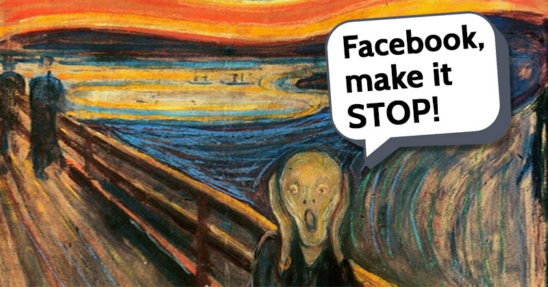 WARNING: Here's What Facebook Would Look Like WITHOUT the Algorithm