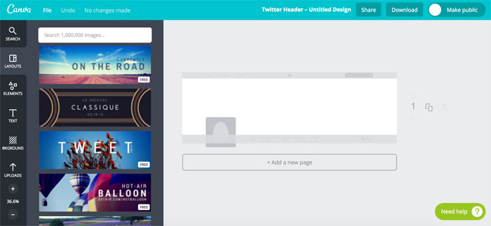 canva-twitter-header-design-template