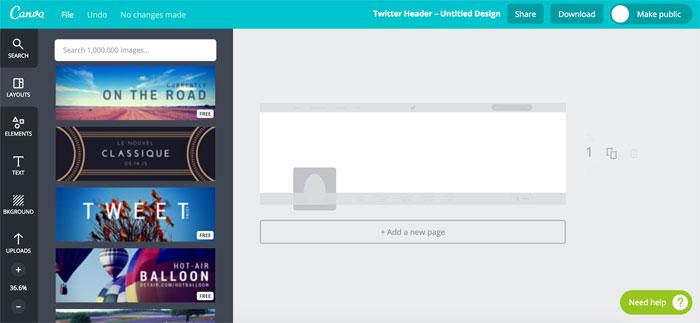 canva-twitter-header-design-template
