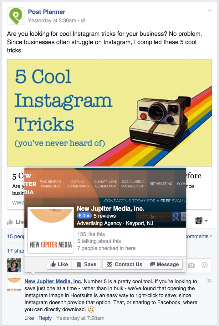 12 Tips to Help You Get Seen More on Facebook