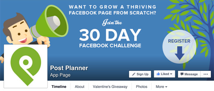 post-planner-facebook-page
