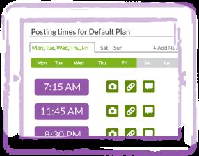 Post Planner Plan